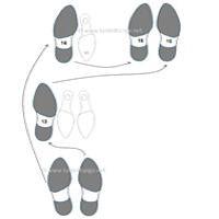 argentine tango dance figures tango steps diagram process flow diagram optional steps